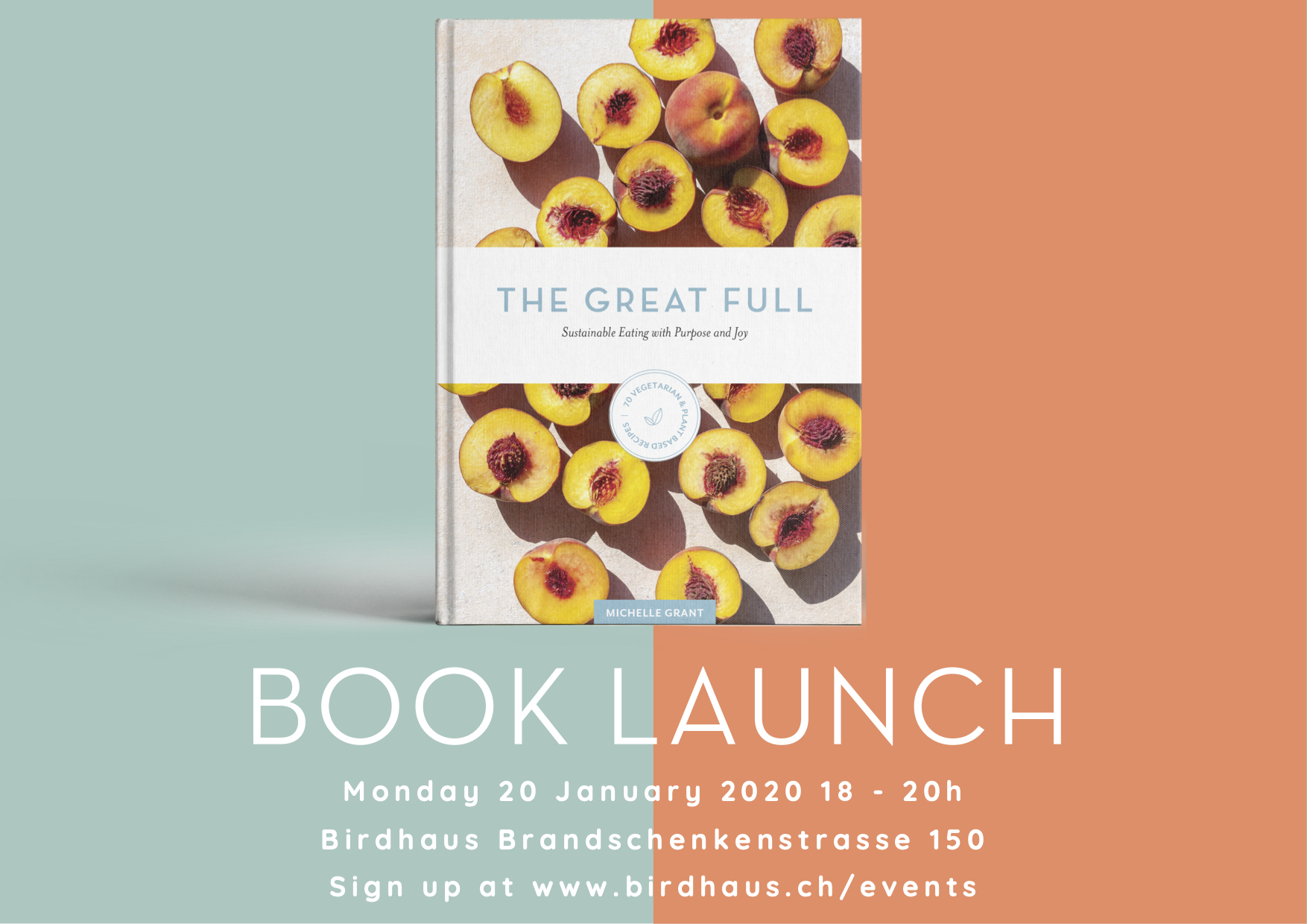 Coworking_Michelle_Birdhaus Book Launch Flyer