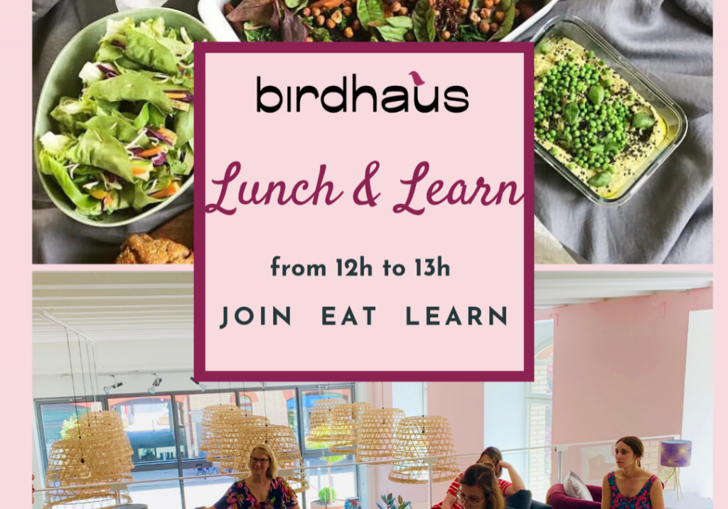 Birdhaus_lunch and learn